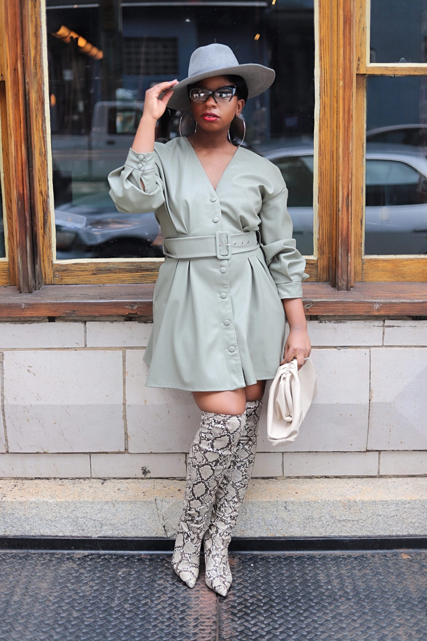 Sage Green is the Color You Need this Fall