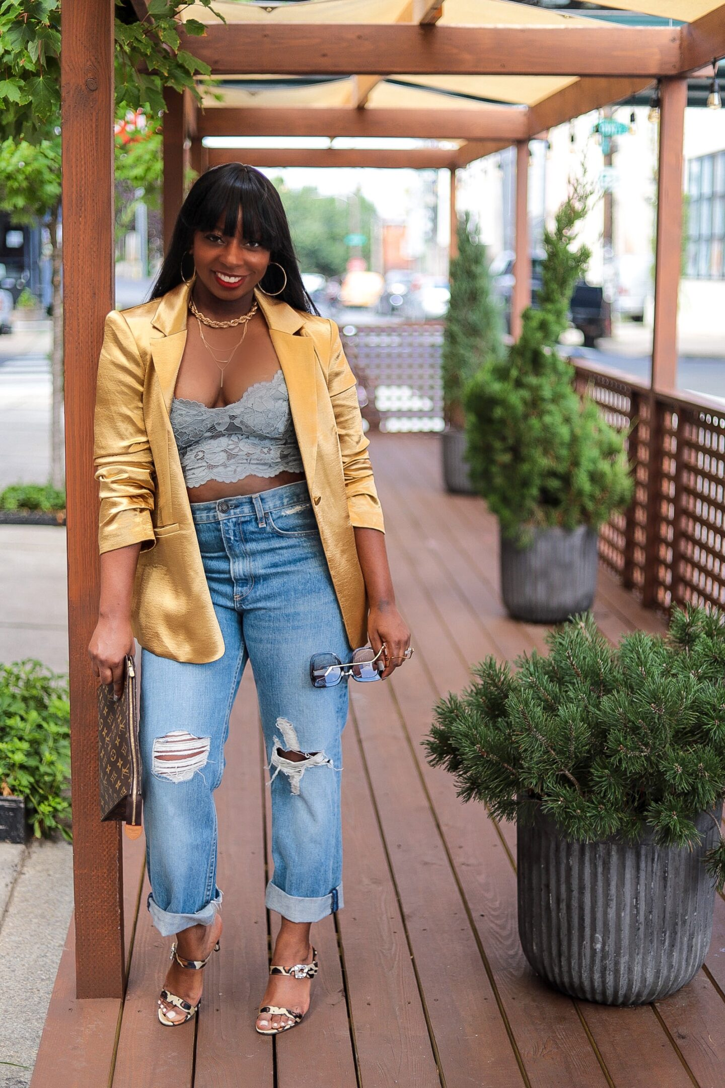 How to Wear The Bralette Trend for an Everyday Chic Look