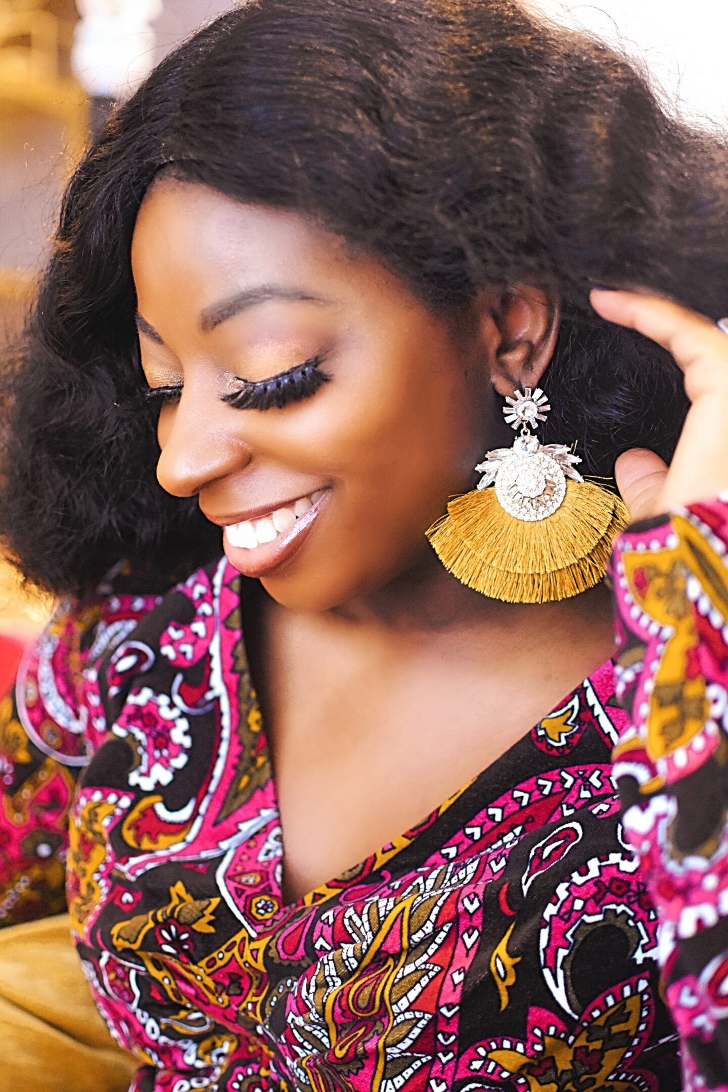 How to Wear Statement Earrings; 3 Tips to Try this Trend