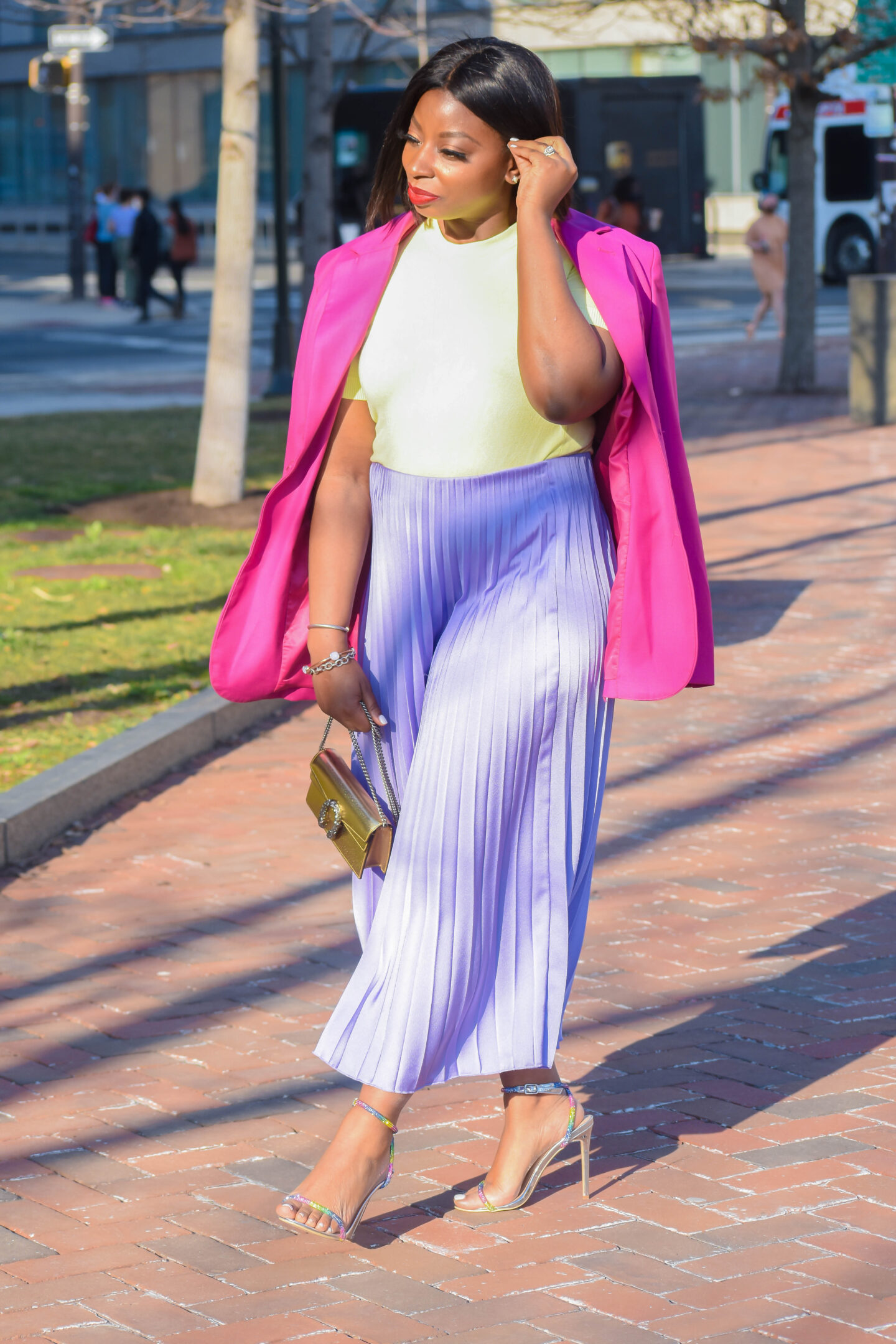 3 Ways to Wear Pastels for Spring