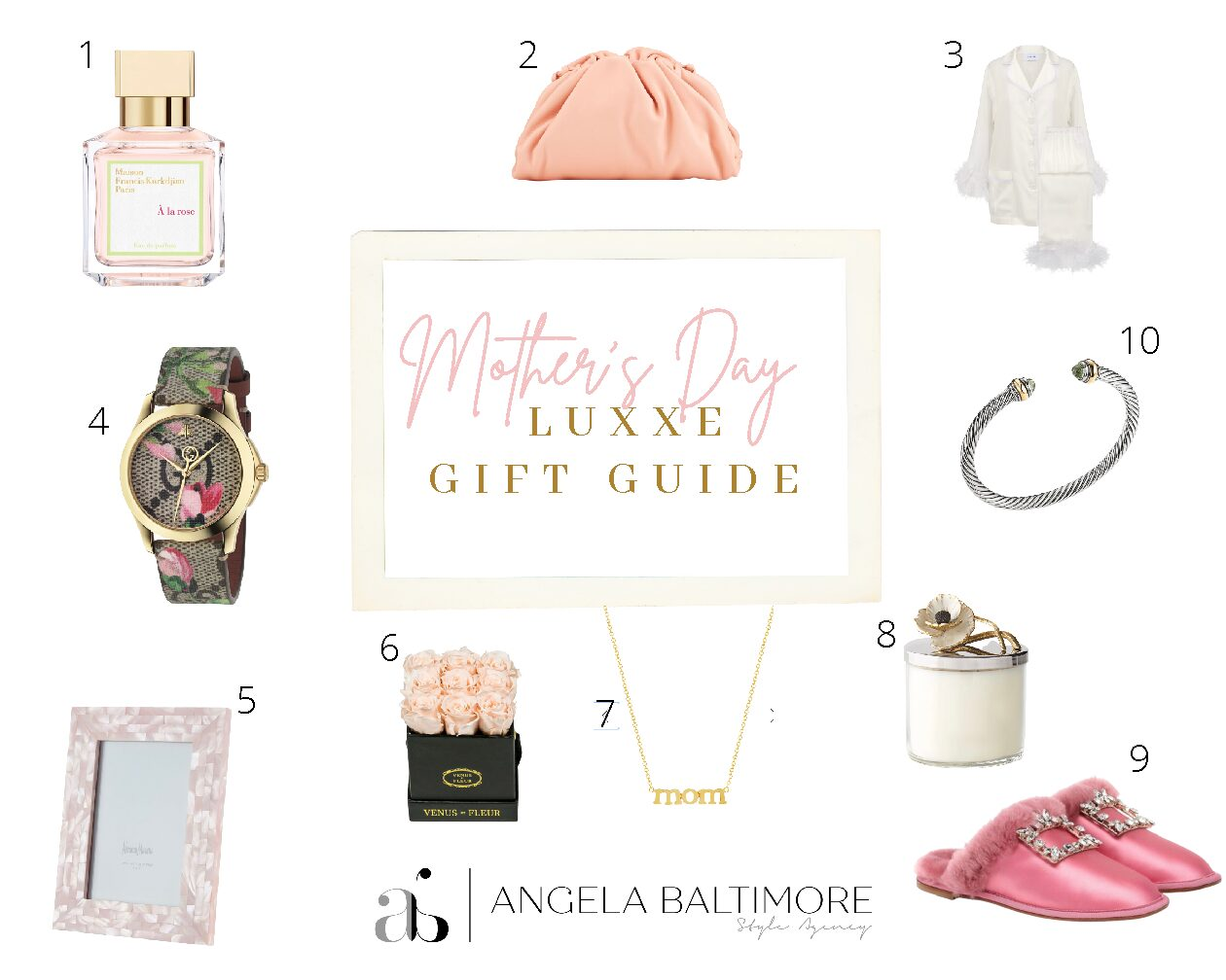 10 Luxury Items to Spoil Mom With this Mother's Day 2021