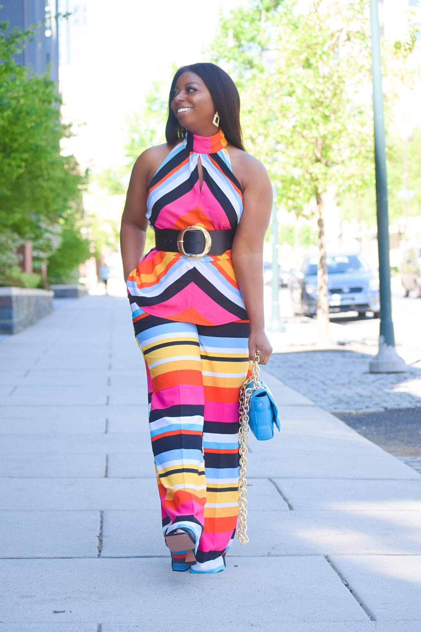 How to Wear Brighter Colors this Season