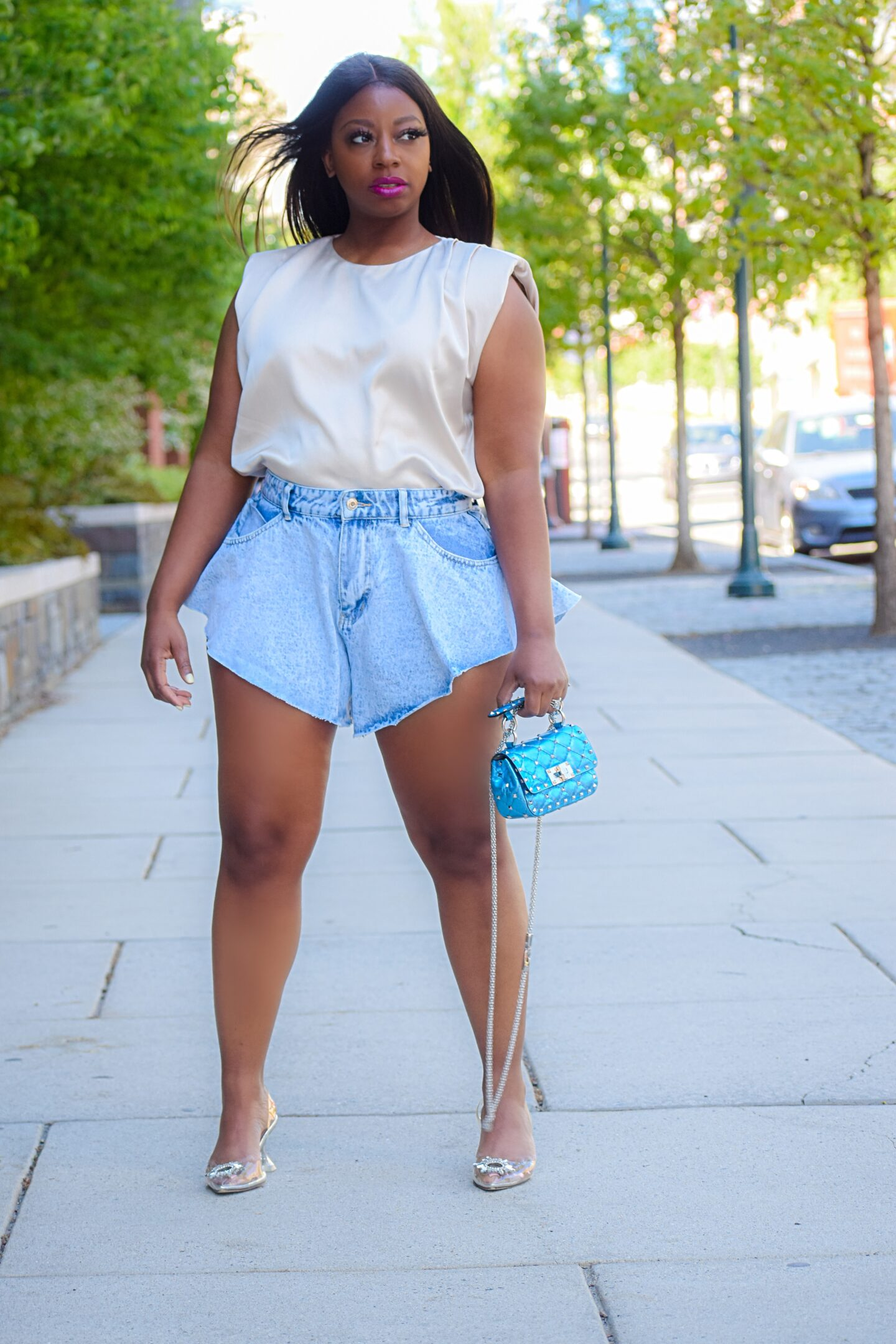 The Best Denim Shorts You Need this Summer