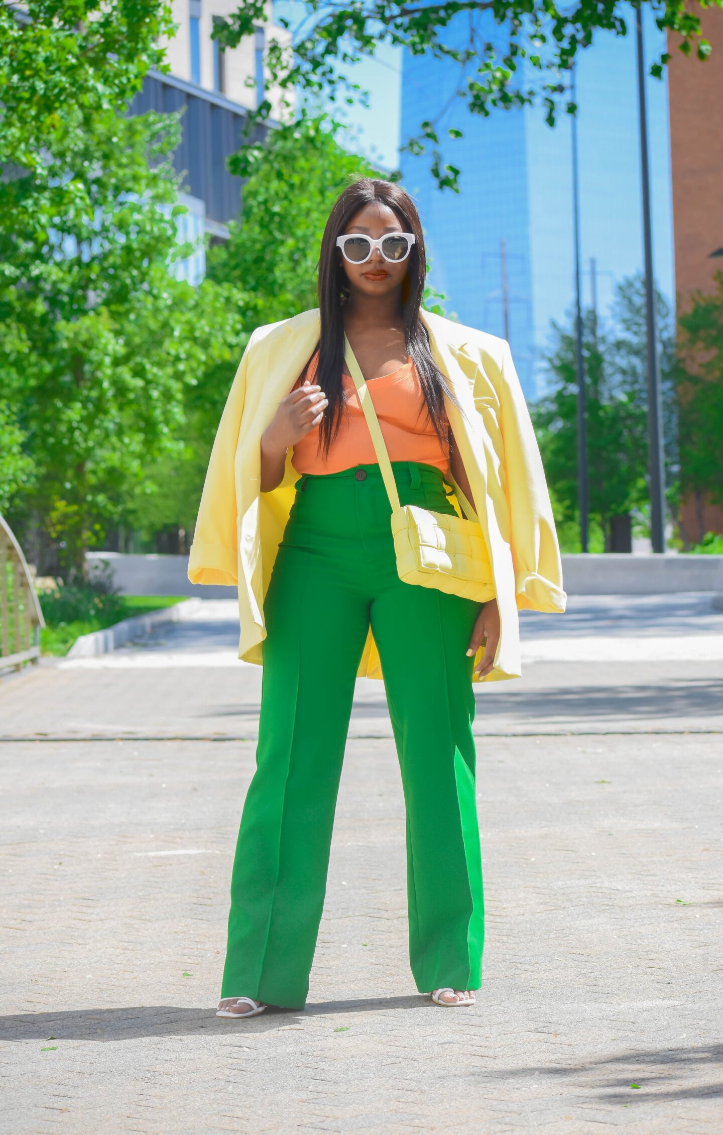How to Wear Citrus Colors for Summer