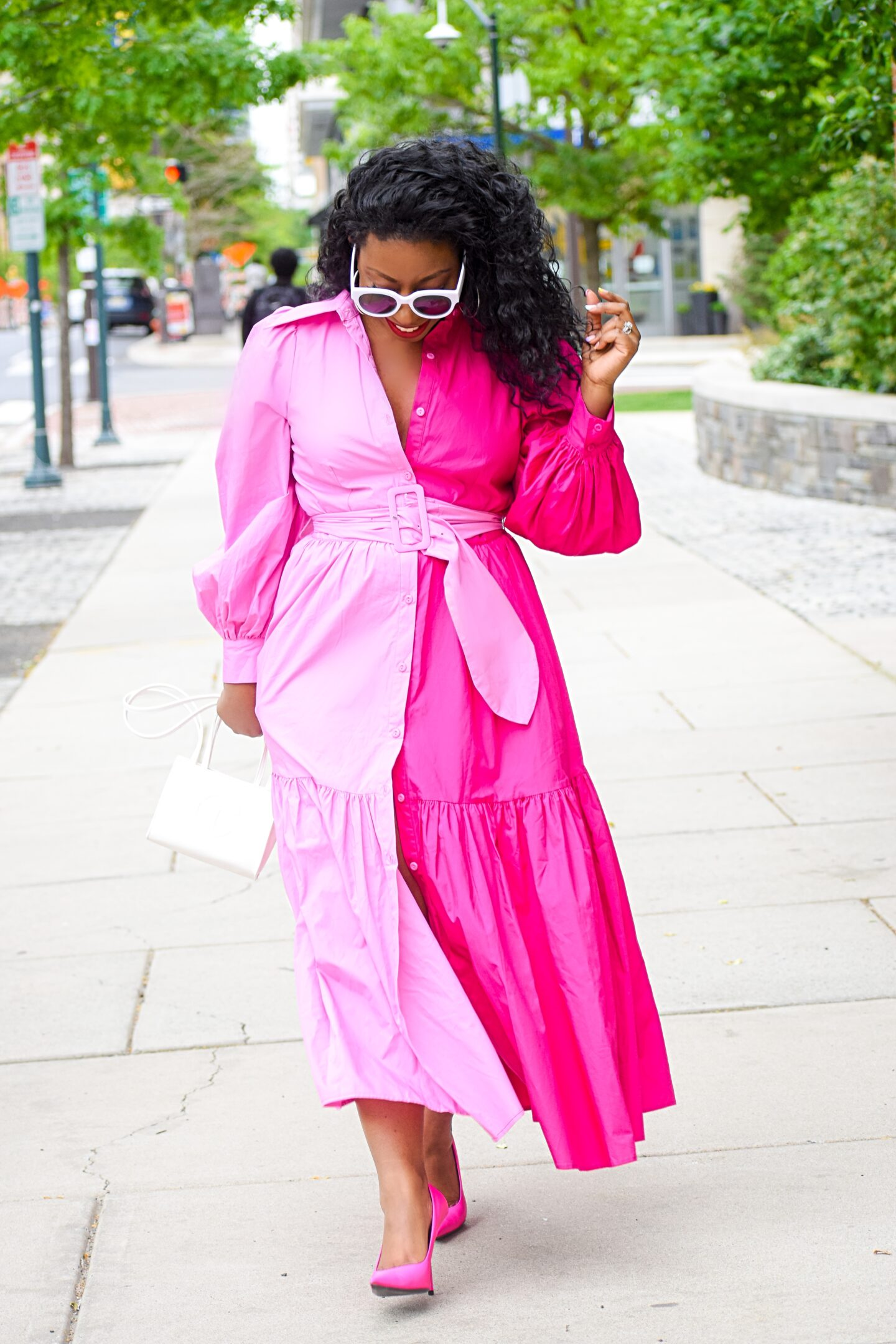 4 Easy Ways to Style a Shirtdress